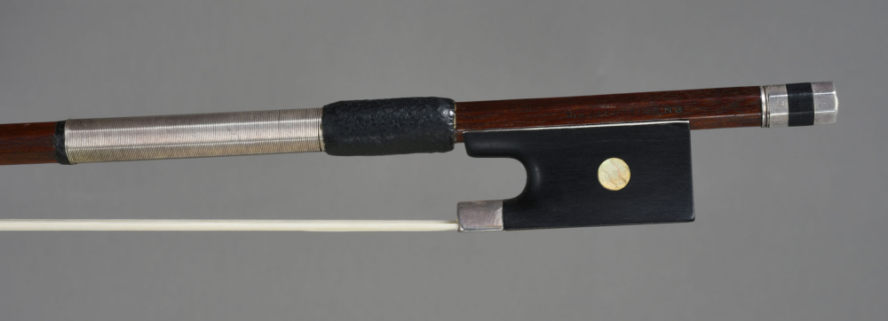 FN Voirin violin bow #3508