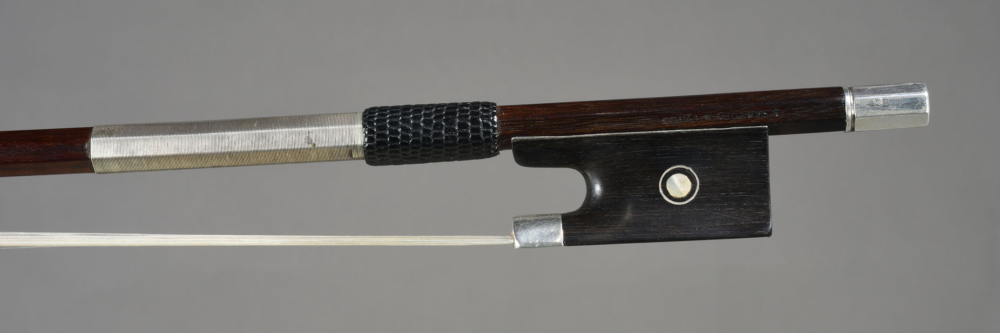 Eugène Nicolas Sartory violin bow #3565